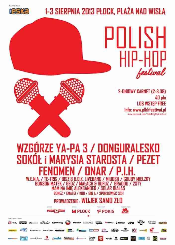 polish-hip-hop plakat