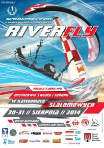 RiverFly Plakat